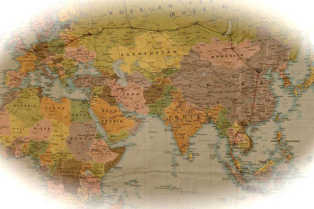 Dreamboard map