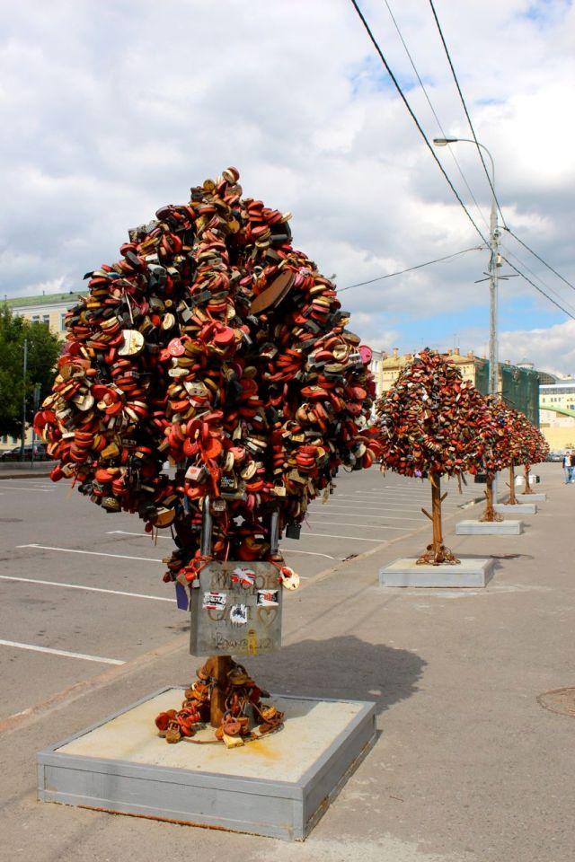 Trees of locks