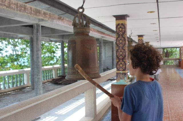 Yoel at Big Buddha